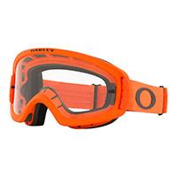 Oakley O Frame 2.0 Pro Xs Mx Arancio Lente Chiara Bimbo