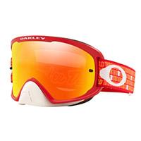 Oakley O Frame 2.0 Tld Monogram Arancio Lente Rossa