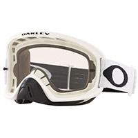 Oakley O Frame 2.0 Pro Mx Bianco Lente Chiara