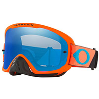Oakley O Frame 2.0 Pro Mx Heritage B1b Ice Arancio