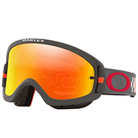 Oakley O Frame 2.0 Pro Xs Mx Tld Checkerboard Rouge