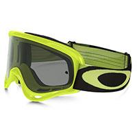 Oakley O-Frame Heritage Racer grün-gelb