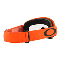 Gafas Oakley O Frame MX naranja lente transparente