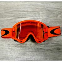 Gafas Oakley O Frame MX naranja lente fire