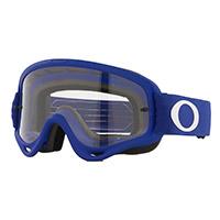 Gafas Oakley O Frame MX azul lente transparente