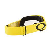 Gafas Oakley O Frame MX amarillo lente transparente
