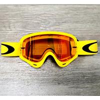 Gafas Oakley O Frame MX amarillo lente fire