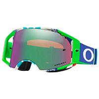 Oakley Airbrake Mx Prizm™ Pr Blue Green Lens Jade