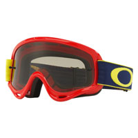 Oakley Xs O Frame Kickstart Red/yellow - Lente Dark Grey Bimbo