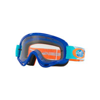 Oakley Xs O Frame Treadburn Orange/blue - Lente Dark Grey Bimbo