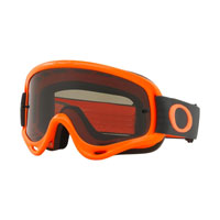 Oakley O Frame Mx Orange Gunmetal Lens Dark Grey