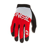 O'neal Amx Altitude Gloves White Red