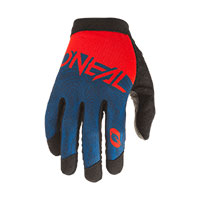 O'neal Amx Altitude Gloves Red Blue