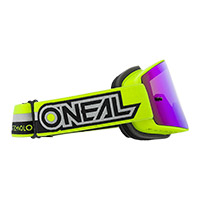 O Neal B-20 Proxy Goggle Yellow Lens Blue