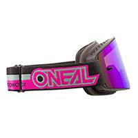Masque O Neal B-20 Proxy Rose Lentille Bleu