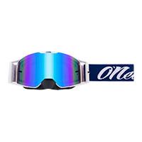 O Neal B-30 Reseda Goggle Blue Lens Blue