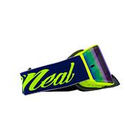 O Neal B-30 Reseda Goggle Yellow Lens Blue