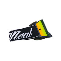 O Neal B-30 Reseda Goggle White Lens Red