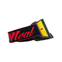 O Neal B-30 Reseda Goggle Red Lens Red
