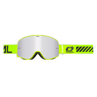 Oneal B50 Goggles Force Yellow