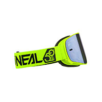 O Neal B-50 Force Goggles Neon Yellow