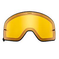 O Neal B-50 Lens Yellow Black Frame