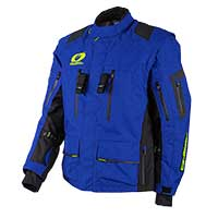 O'neal Enduro Baja Jacket Blue