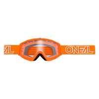 O'neal B-zero Goggle Arancio