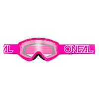O'neal B-zero Goggle Pink