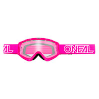 O'neal B-zero Goggle Rosa
