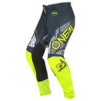O Neal Element Camo V.22 Pants Grey Yellow