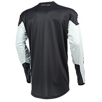 O Neal Element Threat Jersey Black White