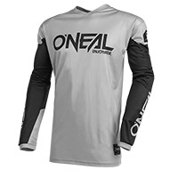 O Neal Element Threat Jersey Grey Black