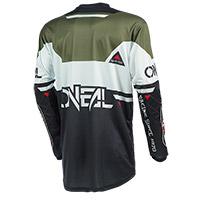 O Neal Element Warhawk Jersey Black Green