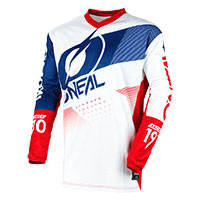 O Neal Element Youth Factor Jersey White Kinder