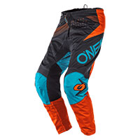 O Neal Element Factor Youth Pants Orange Kid