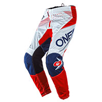 O Neal Element Factor Youth Pants White Kid