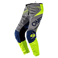 O Neal Element Factor Youth Pants Yellow Kid