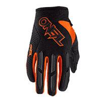 O Neal Element Gloves Orange