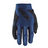 O Neal Element Gloves Blue