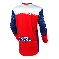 O'neal Element Impact Jersey Blue Red