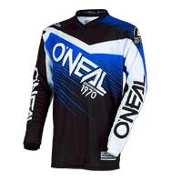 O'neal Maglia Element Racewear Nero Blu