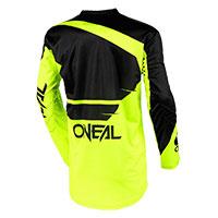 Maglia Cross O'neal Element Racewear Giallo