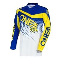 O'neal Maglia Element Racewear Blu Giallo