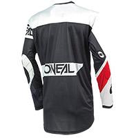 O Neal Element Racewear Jersey Black White