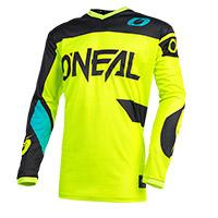 O Neal Element Racewear Jersey Yellow