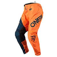 O Neal Element Racewear Pants Orange
