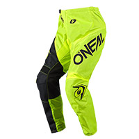 Pantaloni O Neal Element Racewear Giallo