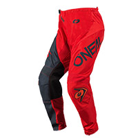 Pantaloni O Neal Element Racewear Rosso