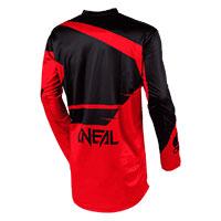 Maglia Cross O'neal Element Racewear Rosso